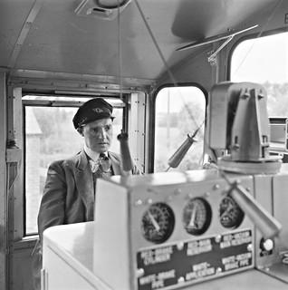 Driver, A. McGrath, 46 Mile cabin, Co. Westmeath.