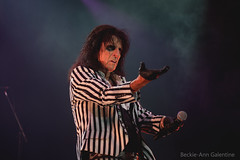 Alice Cooper 09/24/2016 @ Kovalchick Center and Athletic Complex; Indiana, Pennsylvania