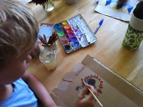 dieter painting