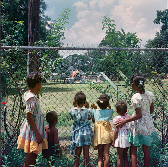 "Gordon Parks ""Segregation Series"""