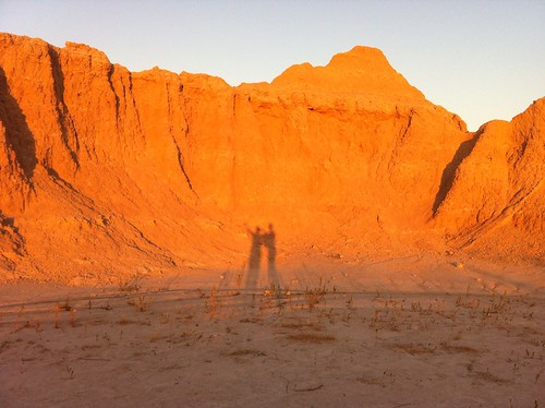 Badlands Shadows