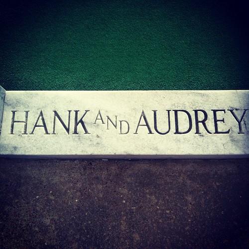 Hank & Audrey