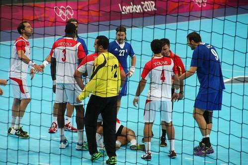 London 2012 Handball