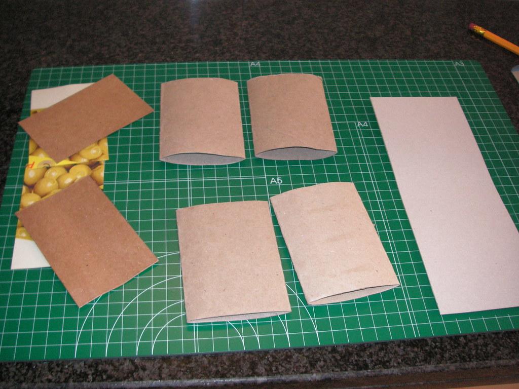 Con cabeza y manos mini libro de cocina para hacer con ni os - Como hacer un album de fotos a mano para ninos ...