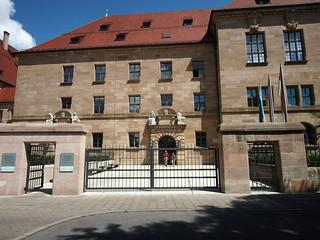 Image of Schwurgerichtssaal 600. germany nuremberg oldtown nürnberg justizpalast norymberga trip20120722 schwurgerichtssaal600 geo:lon=11046408 geo:lat=49454435