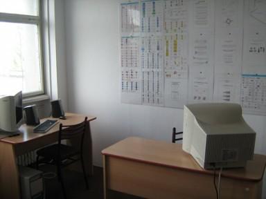 sala scoala soferi by Scoala de Soferi Iasi
