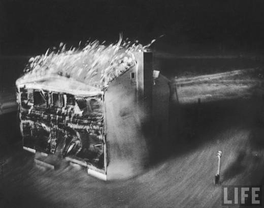 Teste de bomba - Túnel do Tempo #7