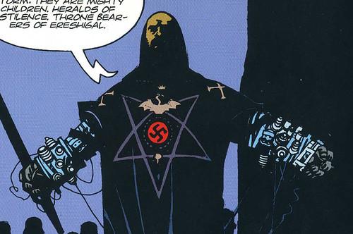 Resultado de imagen para Hellboy Rasputin