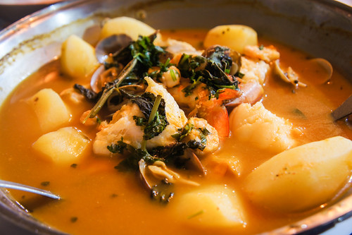 Lisbon 2012: Part 1  Fish Stew