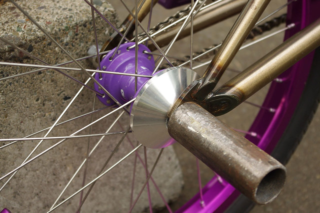 CULT / MATCH REAR HUB GUARD