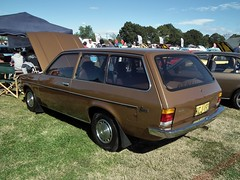 1979 Holden TD Gemini SL station wagon