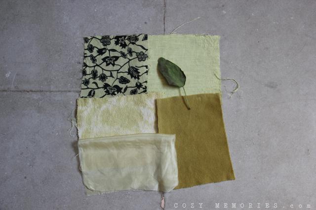 summer dyeings
