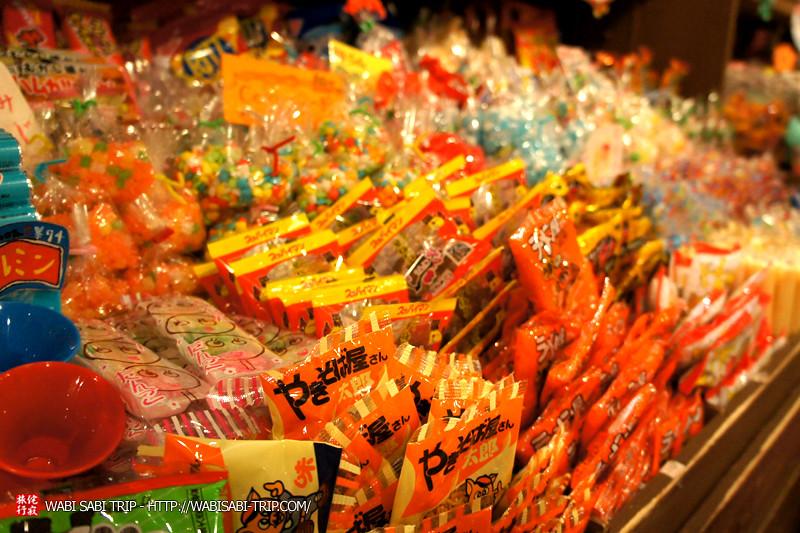 Dagashi (cheap candy)