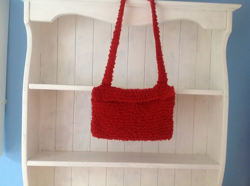 Knitted Bag by Crafty Bags
