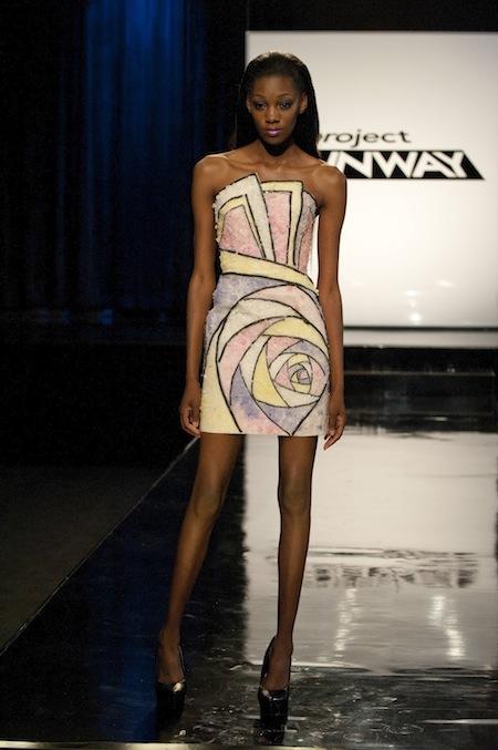 Ven Budhu Dress 2_Project Runway
