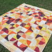 Sunset Forest Wedding Quilt