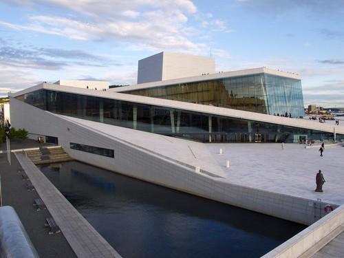 400 Ópera Oslo