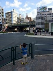 朝散歩 (2012/8/16)
