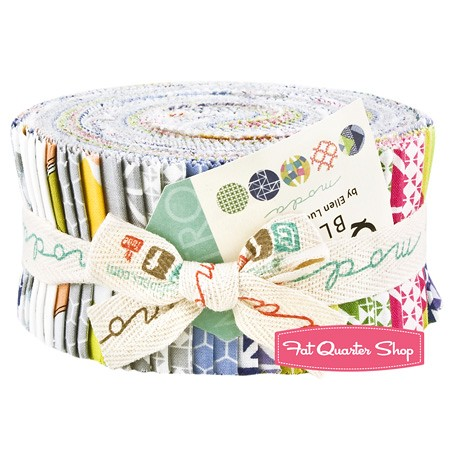 Friday's Fabric Giveaway -- Quilt Blocks by Ellen Luckett Baker -- courtesy the Fat Quarter Shop!!