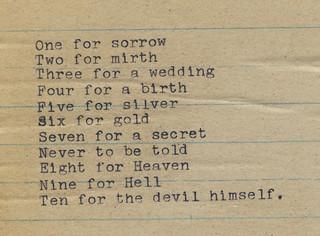 crow-rhyme