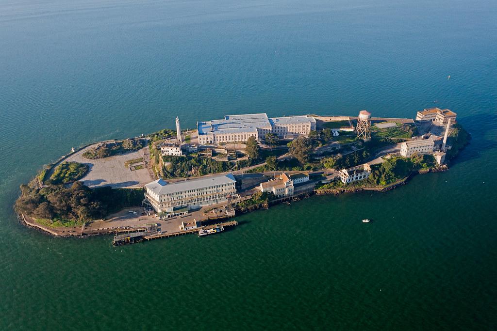 green Alcatraz