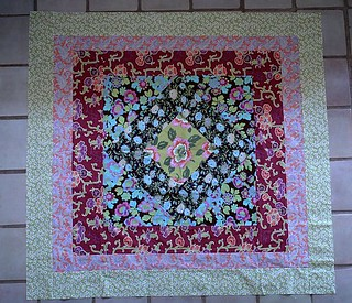 Window to the Soul Quilt Top