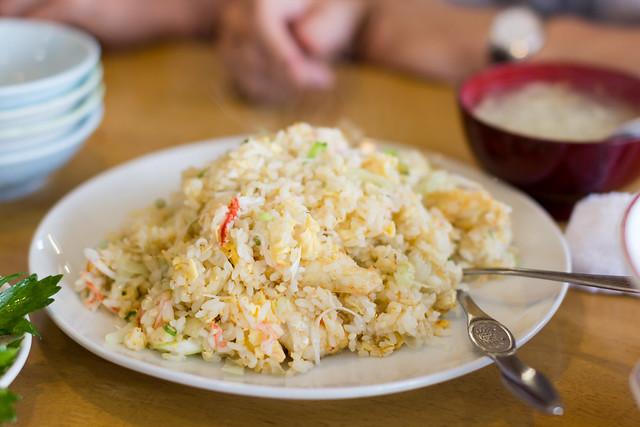 Fried rice (Daifukugen, Matsudo, Chiba, Japan)
