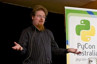 PyCon Australia 2012 - Opening