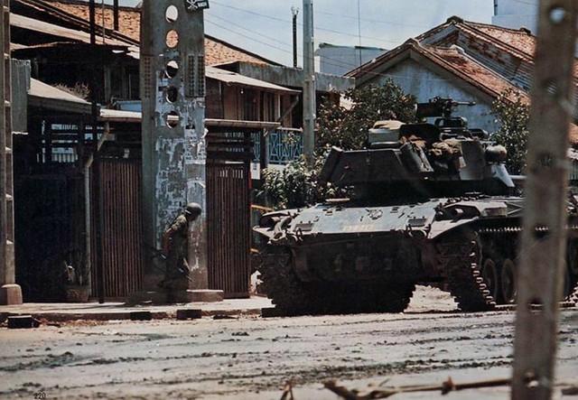 đường Minh Phụng Cholon 1968