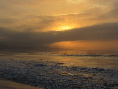 tuesday sunrise in paradise cove