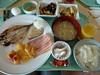 ブルーベリーヒル勝浦の朝食バイキング