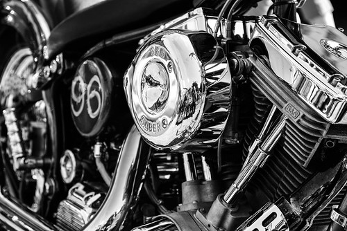 Harley Davidson Custom [Explored] 22/8/12 Front Page