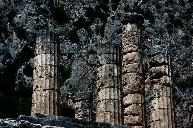 Delphi (Δελφοί) Greece, Aug 2012. 05-142c2