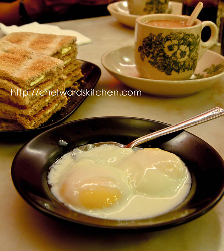 how to make soft boiled eggs singapore