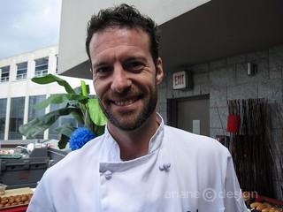 Chef Marc-André Choquette,Tableau Bar & Bistro