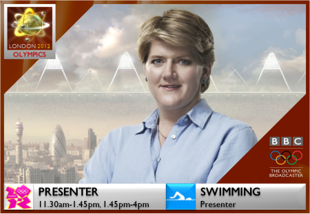 Clare Balding on the Olympics this season