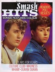 Smash Hits, December 23, 1982