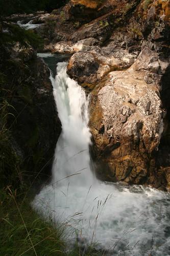 Lower Qualicum Falls