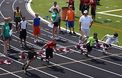 Iowa Games 2012 Track and Field