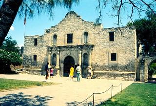 Texas   -   San Antonio   -   The Alamo   -   August 1972