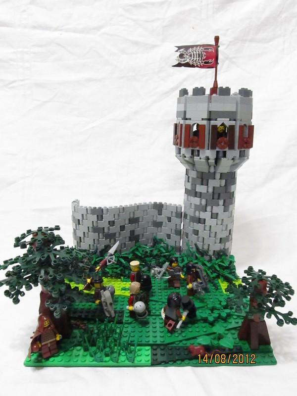 Bandit Castle Tower