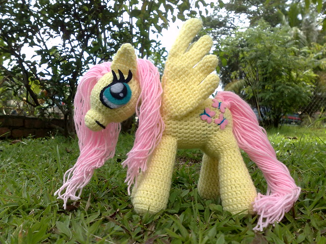 Amigurumi Pequeno Pony : photo