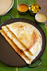 Thumbnail image for My Mother's Special Dosa With Coconut Sesame Chutney & Spiced Potatoes