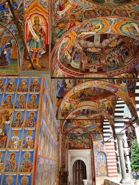 Rila Monastery, Bulgaria
