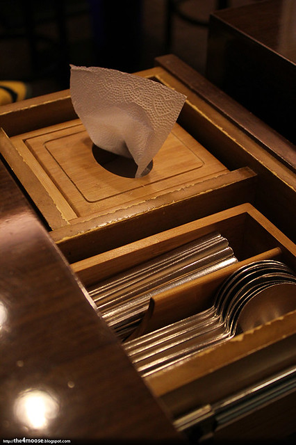 Myeongdong Noodle House - Cutlery
