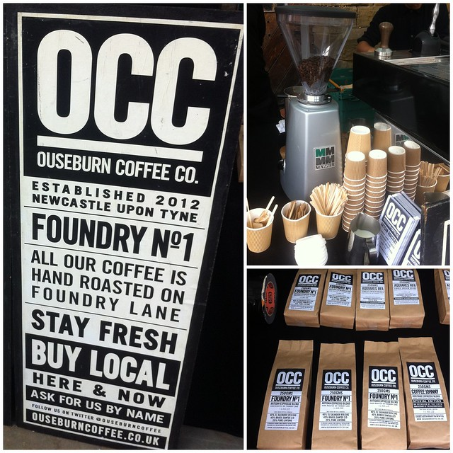 ouseburn coffee co
