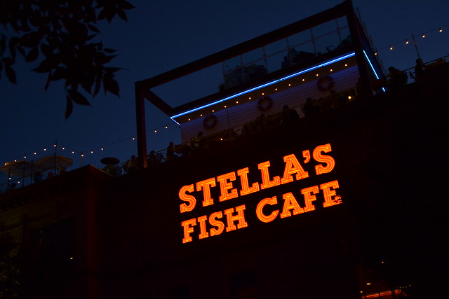 stella 39 s fish cafe flickr photo sharing