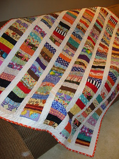 Fabrics N Quilts Scrap Quilt Challenge 2012 !!    another view .