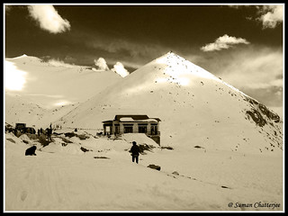 At Changla Pass #6, Ladakh