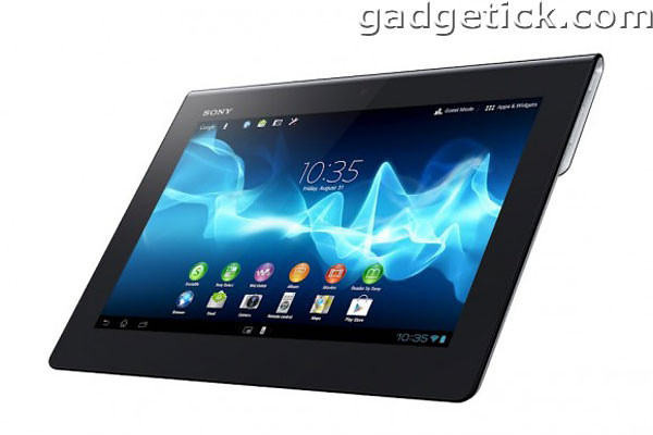 IFA 2012: планшет Xperia Tablet S